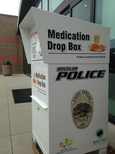 montclair prescription drug box